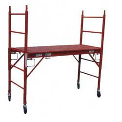 scaffolding and extension ladder rentals