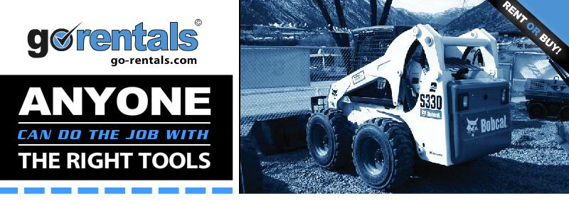Williston, ND Equipment Rentals | Industrial Equipment Rentals | Tool Rentals